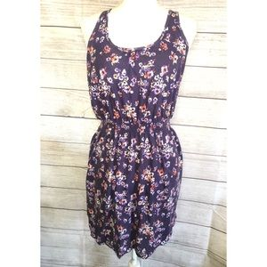 SO | Floral Dress